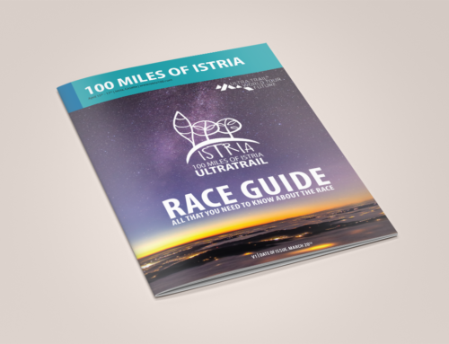 Advertise your race!